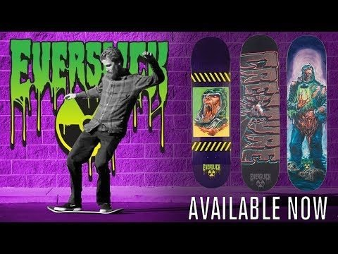 Creature Skateboards: Everslick's OUT NOW! - Creature Skateboards