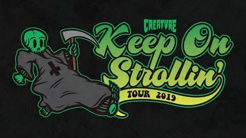 Creature Skateboards: Keep on Strollin' Tour | Creature Skateboards