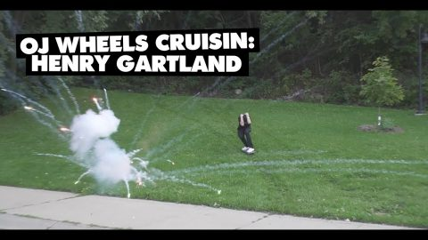 Cruisin' Minneapolis: Henry Gartland | OJ Wheels