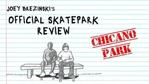 Cruising San Diego's DIY Chicano Park  |  Official Skatepark Review | Red Bull Skateboarding