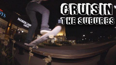 Cruising the Suburbs with Austin Depiano | Max Williams