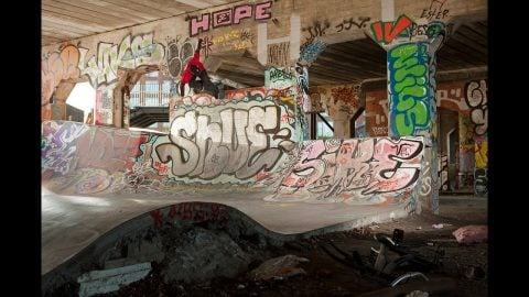 CRV WKD x FORE-CAST - Tidy Mike's Magical Danish Adventure | Vague Skate Mag