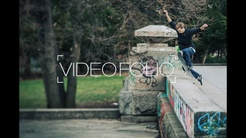 Czech Republic's Skate Scene Through The Lens Of David Chvatal  |  VIDEOFOLIO | Red Bull Skateboarding