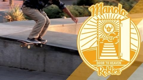 DARKSTAR LOCKUP PRO SERIES | MANOLO ROBLES - Darkstar Skateboards