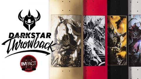 DARKSTAR THROWBACK - Darkstar Skateboards
