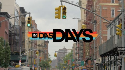 Das Days New York City | adidas Skateboarding