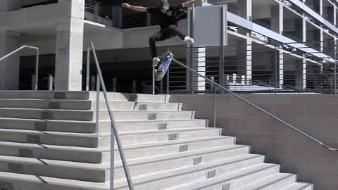 Dave Bachinsky Hardflip 11 Raw Cut | E. Clavel