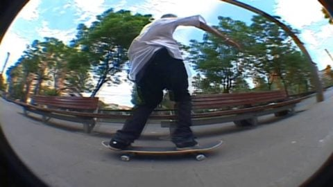 DAVE WALLACE VX 1000 - Nomadskateboards