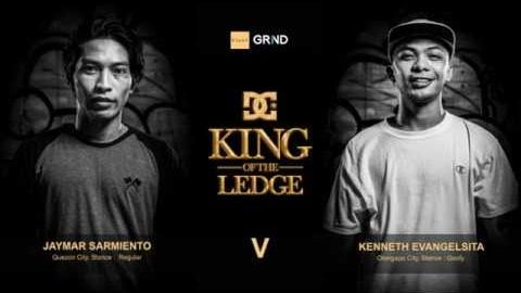 DC KING OF THE LEDGE (Prelims Round 1 & 2) | DC Shoes Philippines