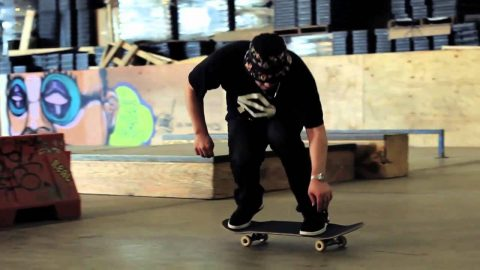 DC SHOES WOLF S: MIKE MEDINA WEAR TEST - Drewsdays2