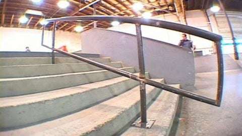 Dept. Stair Session | Tristan Brillanceau-Lewis