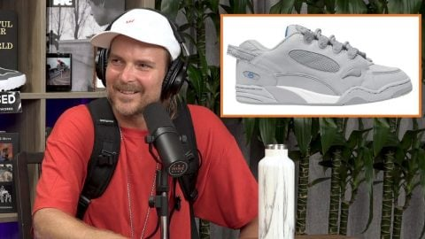 Designing His First éS Shoe - Chad Muska | The Nine Club Highlights