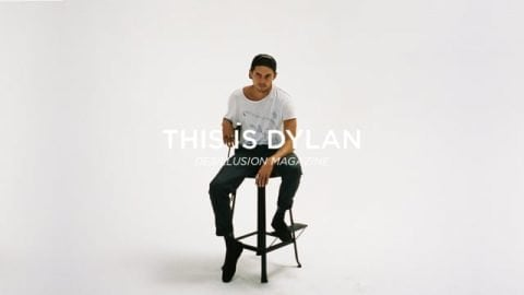 DESILUSION MAGAZINE - This is Dylan | David & Douglas