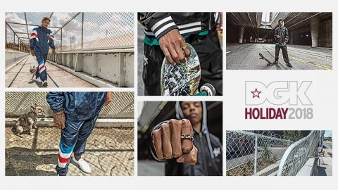 DGK - Holiday 2018 Line | DGK