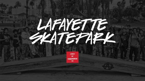 DGK - Lafayette Skatepark - Saved by Skateboarding - DGK