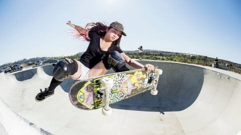 Don't play a game of SKATE against these pros! | 5 FOR 5 - Red Bull