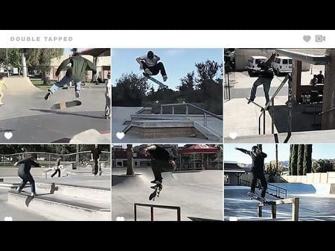 Double Tapped | 046 - The Berrics