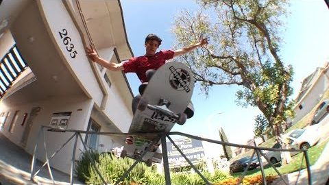 Ducky Kovacs: Graphic MOB x PIZZA Skateboards | MOB Grip | Mob Grip