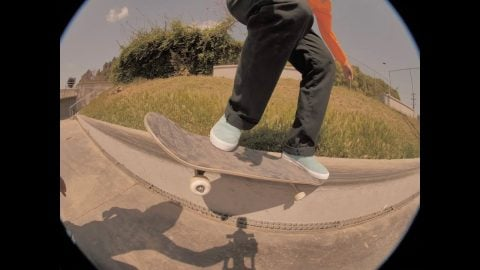 Dylan Williams Mobs Around with Santa Cruz Grip | Mob Grip