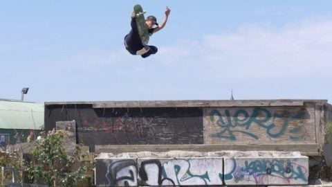 ECHOES FROM THE ROAD TRAILER Episode 2 | Antiz Skateboards