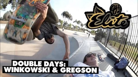 Elite Urethane | Double Days: Winkowski & Gregson | OJ Wheels