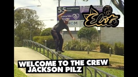 Elite Urethane | Welcome to the Crew, Jackson Pilz | OJ Wheels