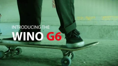 Emerica Presents: Jeremy Leabres For the Wino G6 - emerica