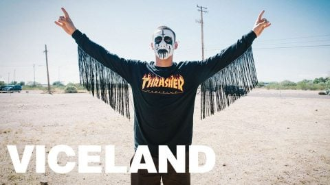 Enjoi's Metal Makeover + Creature Paintball with Jaws - VICELAND