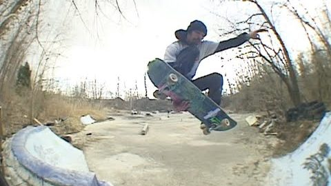 Enrique Santiago - video part | ConfusionMagazine
