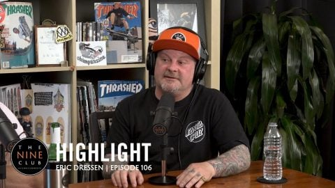 Eric Dressen & The Salad Grind | The Nine Club Highlights
