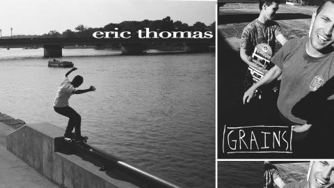 Eric Thomas in GRAINS | kevin delgrosso
