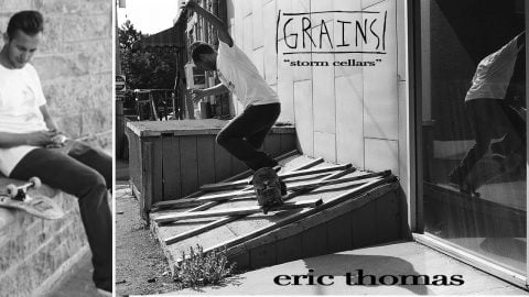 "Eric Thomas ""Storm Cellars"" section from GRAINS 