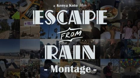 『Escape From Rain』- Montage - SKATEBOARDING PLUS