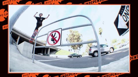 Ethan Loy - Behind The Ad | Independent Trucks
