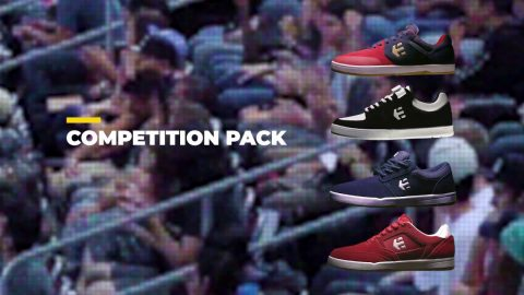 ETNIES COMPETITION PACK (Feat: Ryan Sheckler, Chris Joslin & Matt Berger ) | etnies