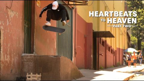 Explore The Mean Streets Of Paraguay w/ Tyler Surrey & Crew  |  HEARTBEATS TO HEAVEN TOUR Part 2 | Red Bull Skateboarding