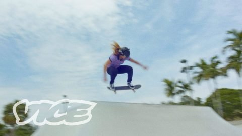 Fabiana Delfino On What Skateboarding Means For Self Expression | VICE
