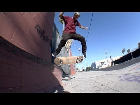 Fakie Smith 180, bs 5 0 bs Flip Brodie Penrod Raw Uncut - E. Clavel