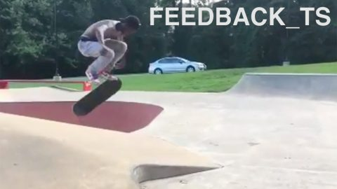 Feedback_TS | Five New Critiques | TransWorld SKATEboarding