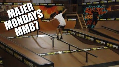 First Day At Woodward East | The NAC MM87 - MAJER Crew