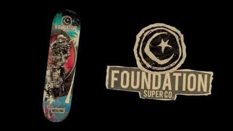 FOUNDATION - NICK MERLINO - Tum Yeto