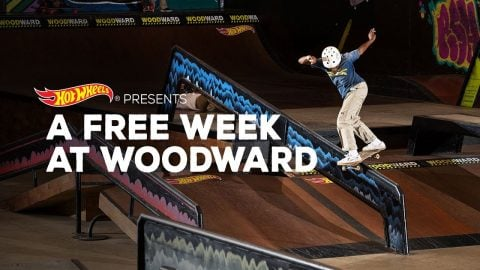 Free Week Giveaway - Hot Wheels Junior Series | Woodward