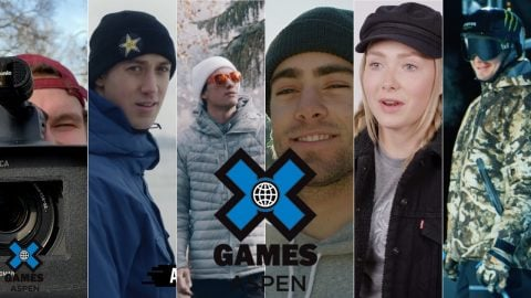 FREESKI ATHLETE PROFILES: X Games Aspen 2020 | X Games | X Games