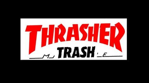 Fucking Awesome // Thrasher Trash - FA WORLD ENTERTAINMENT