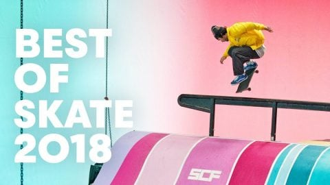 Full Skate Compilation Of 2018 | Red Bull