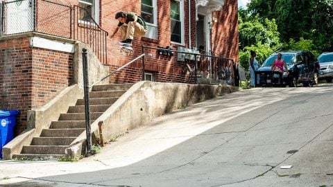 Gage Boyle for REAL Skateboards | REAL Skateboards