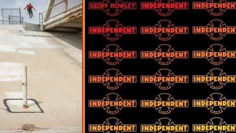 "Geoff Rowley Takes ""The Impossible"" Down A Mountain: Behind The Ad 