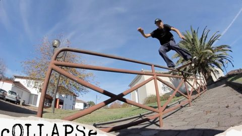 George Poole - Leftovers | cOLLAPSe skateboards