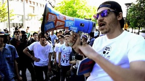 Go Skateboarding Day Paris 2014 - Lesiteduskateboard - LeSiteDuSkateboard Videos