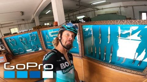 GoPro: Cycling Through the Italian Countryside with Daniel Oss | GoPro